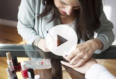 Nail Art For Grown-Ups   Beauty   PureWow New York