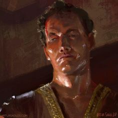 Another study.  #sketch #art #artursadlos #portrait #benhur #charltonheston #actor #movie #cinema #conceptart #digitalart #digitalpainting #illustrate #sketch #drawing #graphics #draw #graphic #picoftheday #happy #me #graphicdesign
