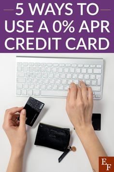 When a APR credit card falls across your lap, what are some of the best ways to utilize it for maximum benefit? Here are our 5 favorite ways to use them. Credit Card Apr, Good Credit Score, Credit Card Benefits, High Yield Savings Account, Types Of Credit Cards, Home Improvement Loans, Simple Math, 5 Ways, Save Yourself