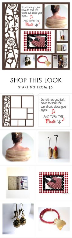 Time For Yourself by jarmgirl on Polyvore featuring Paul Frank, vintage, etsy, handmade, etsygifts and shopetsy