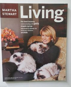 Martha Stewart Living Magazine, February 1999. FREE PRIORITY SHIPPING