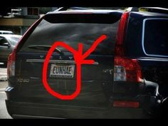 OMOMOMO!! This is legit. I would love a license plate that says #Eunhae.