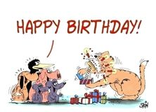 Happy Birthday! - Uli Stein