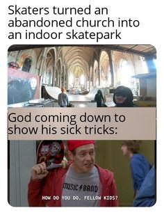 Funny Relatable Memes, Funny Jokes, Hilarious, Funny Tweets, Best Memes, Dankest Memes, Laugh Track, Meme Caption, All The Things Meme