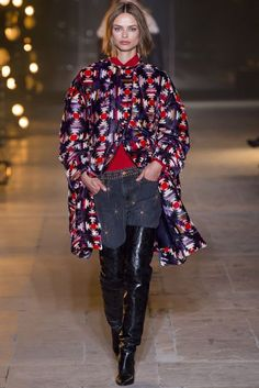 Isabel Marant Autumn/Winter 2017 Ready to Wear Collection | British Vogue