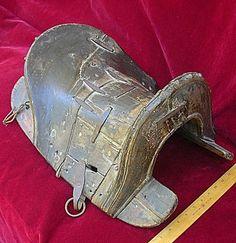 16th ct Mongolian saddle