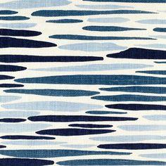 Prints Fabric - Ocean Ld Navy Dots/Circles Fabric Pattern- maybe club chairs