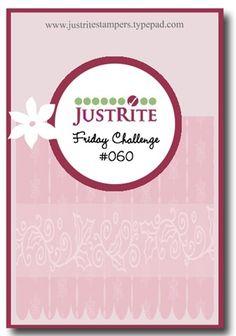 JustRite Friday Challenge Sketch #60