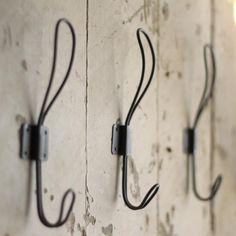 Zinc coat hooks