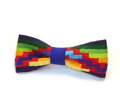 Bow Hair Clip - Vintage Southwestern - Hair Bow accessories -