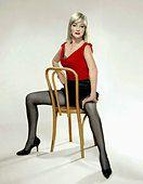 MAY BRITT ACTRESS (1959) - Stock Photo