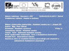 Notopis – rytmické hodnoty not - ppt stáhnout Diy And Crafts, Kultura, Author