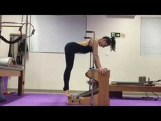 Vídeoaula: Plank + variações, Chair - Pilates Bruna Marchetto - YouTube