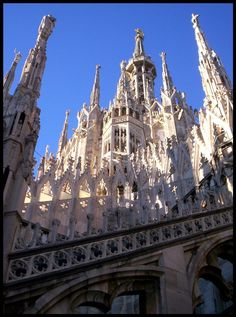 The Dome Of Milan, Italy by Den-Lilla-Rose, deviantart