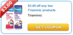 $3.00 off any two Triaminic products