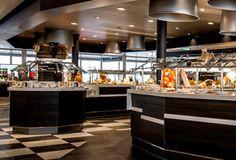 Anckelmannsplatz - Buffet-Restaurant - Mein Schiff 4