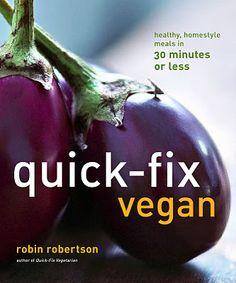 Quick-Fix Vegan by Robin Robertson