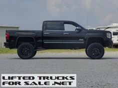 Lifted Trucks 2014 GMC Sierra 1500 SLE Crew Cab Lifted Truck $40,495