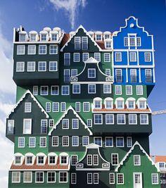 pfaffenberg: Inntel Hotels Amsterdam Zaandam