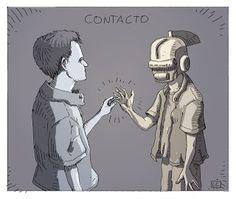 MundoDibujado: Contacto