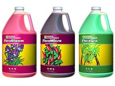General Hydroponics Flora Grow Bloom Micro Combo Fertilizer 1 gallon * Check out this great product.