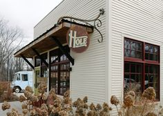 Hole Doughnuts - Hole is nestled between the French Broad River and West Asheville at 168 Haywood Road. Look for our little blue bakery truck parked next to our New Orleans style shotgun-house shop. Asheville Restaurants, West Asheville, Asheville North Carolina, Asheville Food, Black Mountain Nc, Mountain City, Smoky Mountain, Nc Mountains, Blue Ridge Mountains
