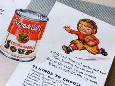 LIFE Magazine: Campbell's Soup Ad