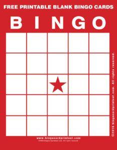 Christine Zani Bingo Card Printables To Share  Reading  Writing