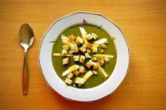Как приготовить вкусный щавельный суп с фотками