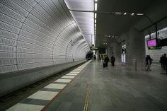 Citytunneln, Malmö, Triangeln - by Gine Georg Jensen - visit ginegeorgjensen.com