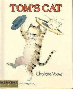 Tom's Cat: Charlotte Voake: 9780397321957: Amazon.com: Books