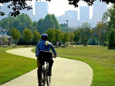 Cycling in Charlotte