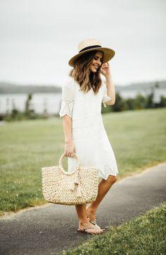 2f8923c9ce97 look for less  white eyelet summer dress