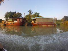 Boat ride (Plavba loďkou), Ayutthaya