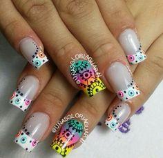 Colores Nail Art, Nails, Diana, Beauty, Ideas, Luxury Nails, Work Nails, Enamel, Gold Nails