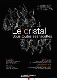 Conférence-débat : « La cristallographie, une science toujours actuelle ? » Fête de la Science 2014