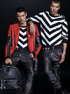 Pin for Later: Balmain x H&M Hits Stores Today