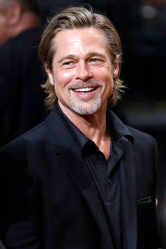 Hollywood Actor, Hollywood Stars, Bratt Pitt, Brad Pitt Pictures, Khloe Kardashian, Best Supporting Actor, Fight Club, Celebrity Hairstyles, Hairstyles Men