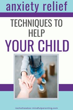 How to help your child struggling with overwhelm or anxiety. These techniques can be used today to help them deal with the emotions that are arising. You can also grab your FREE anxiety pack which has additional resources, and join the Mindful Parenting Facebook Group for further support