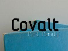 Covalt Font Family — Petros Vasiadis Creative Design
