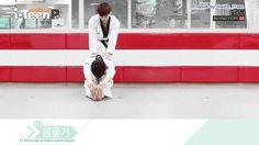 [ENGSUB] 150320 (iCUT) Behind Story of Minhyuk's Taekwondo Class feat Mo...