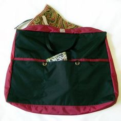 Ziky Saddle Pad Bag Viki....This is so perfect and convenient!  The pockets are amazing!
