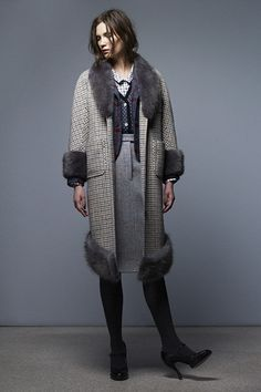 Thom Browne 2012 Fall collection