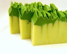 Homemade Soap / CAROLINA SWEETGRASS Artisan by SoapForYourSoul