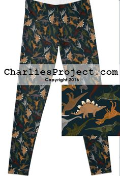 Navy blue dinosaur leggings! Just like Lularoe with the yoga waist band, buttery soft fabric, and limited prints but no searching! They are all here! And cheaper with pre-order! Charlie's Project.
