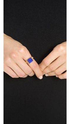 Elizabeth and James Scala Stacking Ring