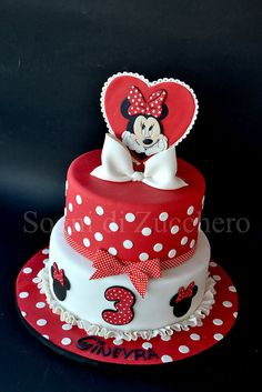 minniemouse by Maria Letizia Bruno on Flickr. soooo cute