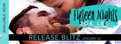 Theres A New Contemporary Romance Out by Zoe Lee !!  Fifteen Nights by Zoe Lee  Publication Date: January 26th 2017  Genre: Contemporary Romance  An all new STANDALONE novel from Zoe Lee is now LIVE!!  The deeper they look the harder they fall.  Jamie Houston was supposed to just be Leda Riveaus Thursday night (and maybe Friday morning) fun.  Leda has awesome brothers friends who are as allergic to emotions as she is and a great job. Shes back in her hometown Maybelle County after a romantic…