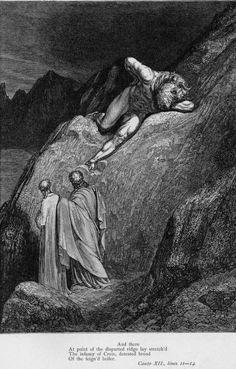 Gustave Doré (Illustrations of Divine Comedy – Hell — Ilustraciones para La Divina Comedia – Infierno) | La Exuberancia de Hades