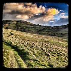 evening trail run in the Lake District via Arc'athlete Murray Strain